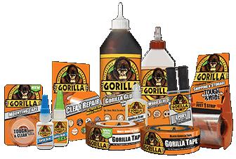 gorilla familia de productos